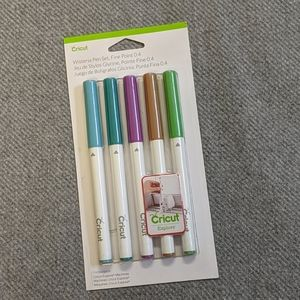 Cricut Wisteria Pen Set Fine Point .4
